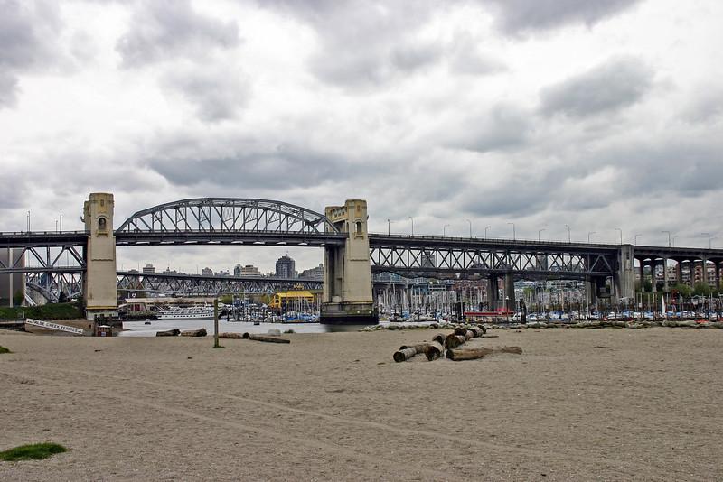 Burrard Street Bridge, Vancouver