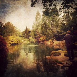 Carl // Lewis Ginter Botanical Gardens// Richmond, Virginia // April 2014 // iPhoneography
