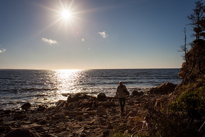 Carl // Cape Breton Highlands National Park // Cape Breton Island // Nova Scotia, Canada // October 2016