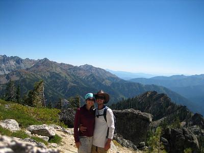 Trinity Alps - Stuart Fork