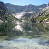 Sapphire Lake...