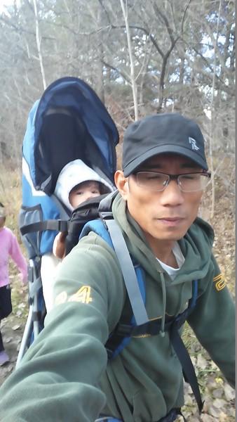 2015-Nov: Hike at Beamer Falls