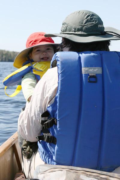 2010-May: Camping trip (Algonquin Part - Rock Lake)