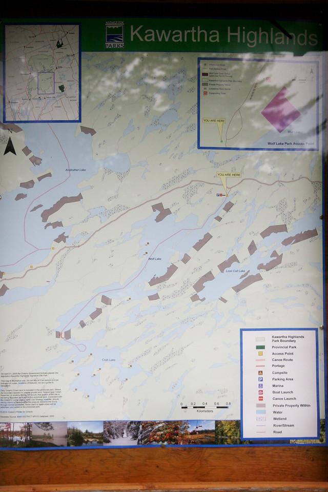 2010-Aug: Canoe trip (Kawartha Lakes Prov Park)