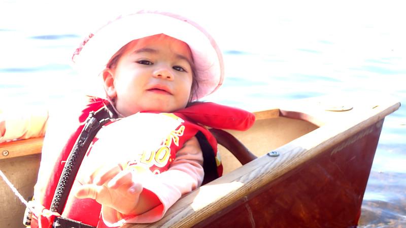 2016-Aug: Canoe-trip in N. Algonquin Park