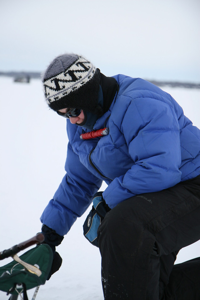 2009-Ice fishing