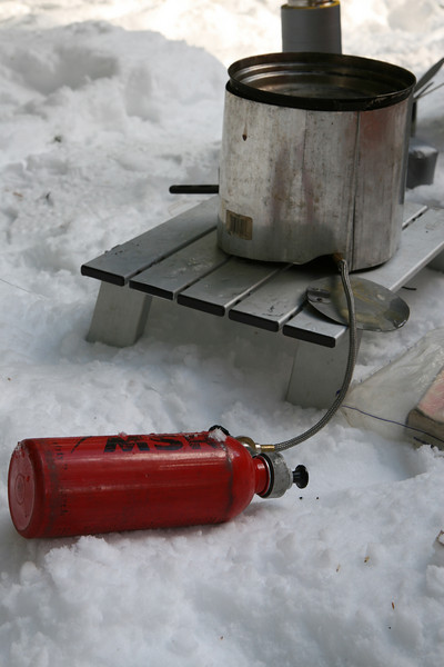 2009-Jan/Feb: Winter trip in Haliburton Highlands