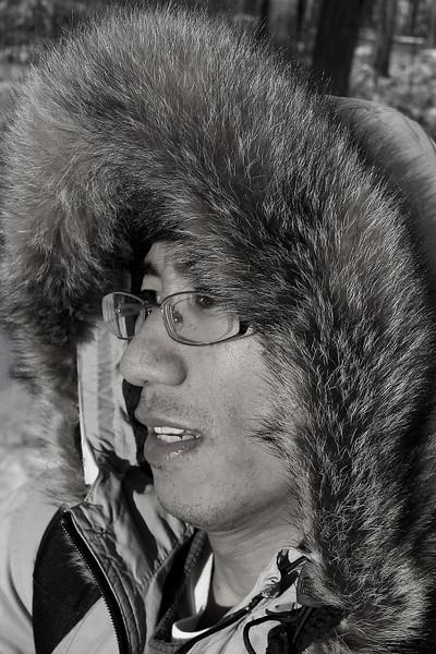 2012-Jan: Hiking the Bruce