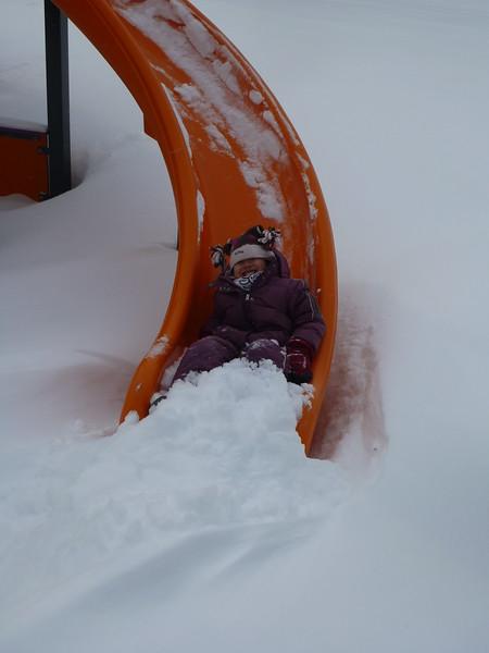 2014-Mar: Winter Fun in Orillia