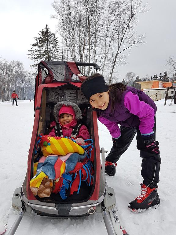 2018-Jan: Winter fun at Arrowhead PP