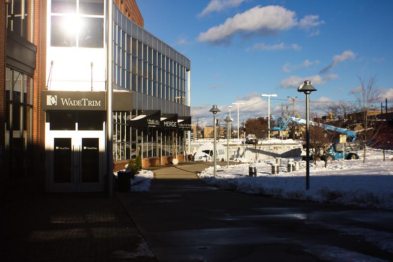 12 Winter in DownTown Flint