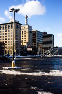 6 Winter in DownTown Flint
