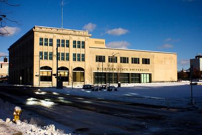 5 Winter in DownTown Flint
