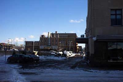 4 Winter in DownTown Flint