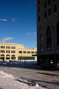 3 Winter in DownTown Flint