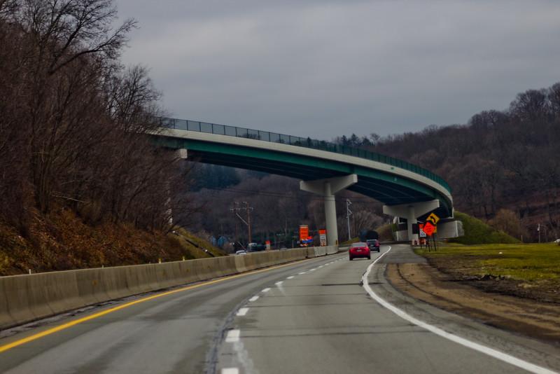 Bending Bridge