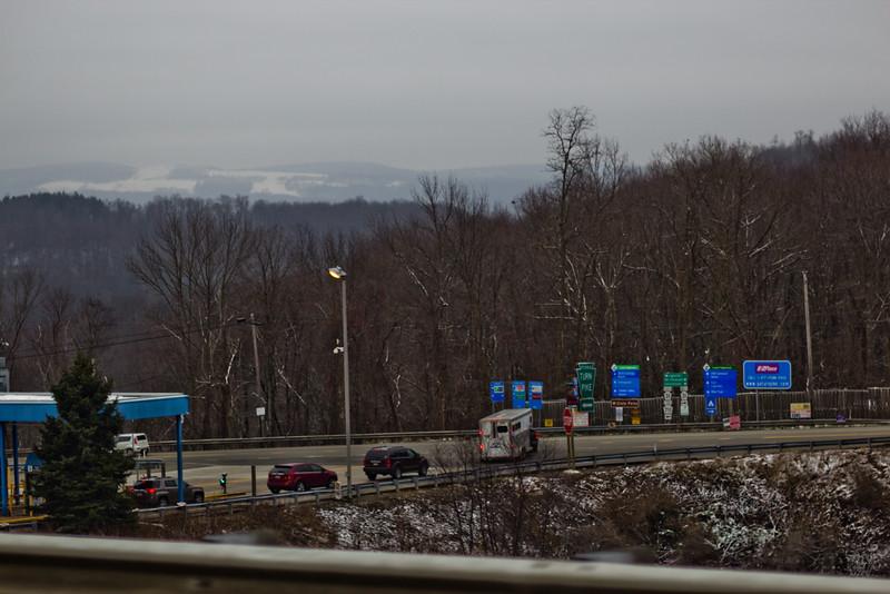 Gas Station Traffic