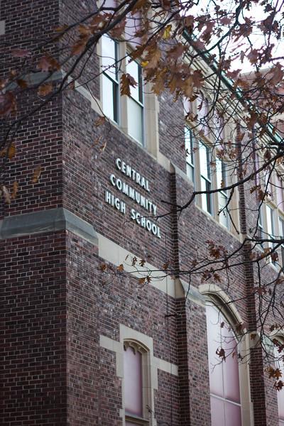 Flint Central High 13