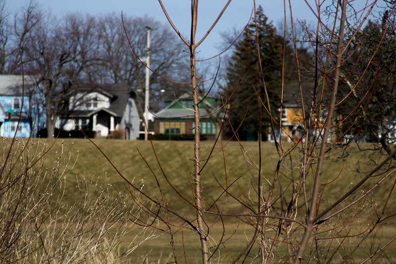 83 Sleeping Spring in Kearsley Park, Flint Michigan, USA