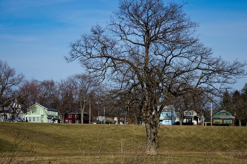 102 Sleeping Spring in Kearsley Park, Flint Michigan, USA