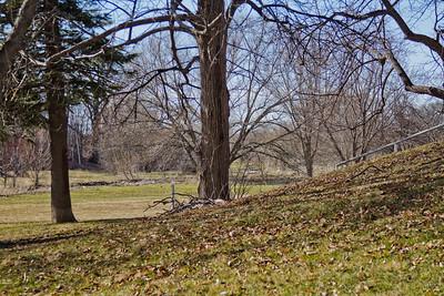 21 Sleeping Spring in Kearsley Park, Flint Michigan, USA