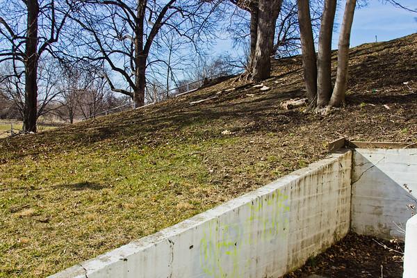 20 Sleeping Spring in Kearsley Park, Flint Michigan, USA
