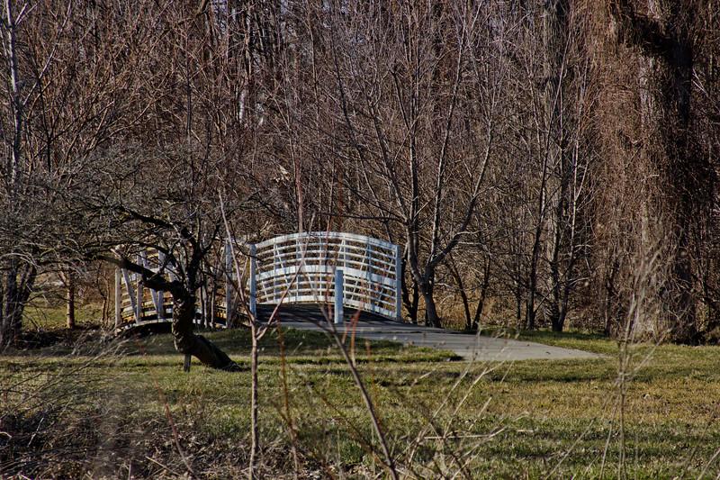 104 Sleeping Spring in Kearsley Park, Flint Michigan, USA
