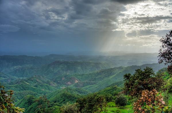 Honduras Mountain Tops