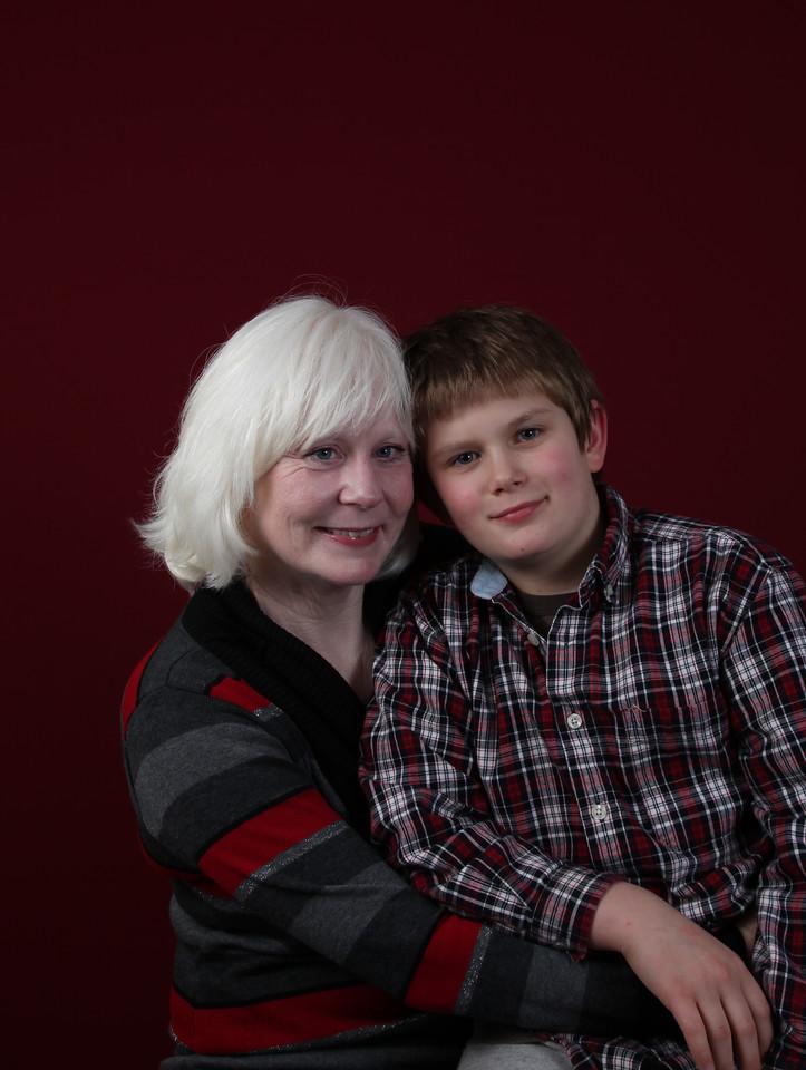 Marlaina and Liam