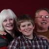 Marlaina, Liam and Daniel