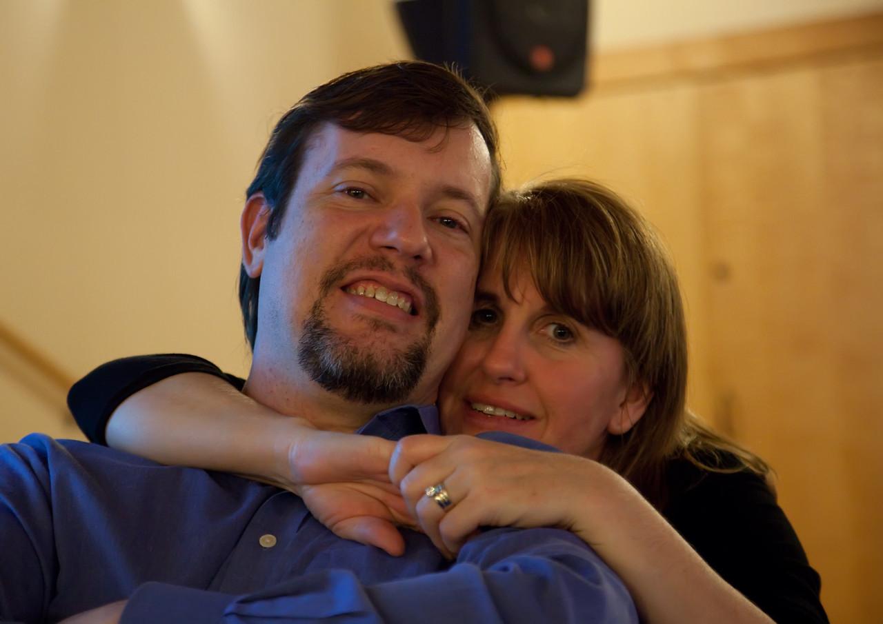 Kevin and Teresa