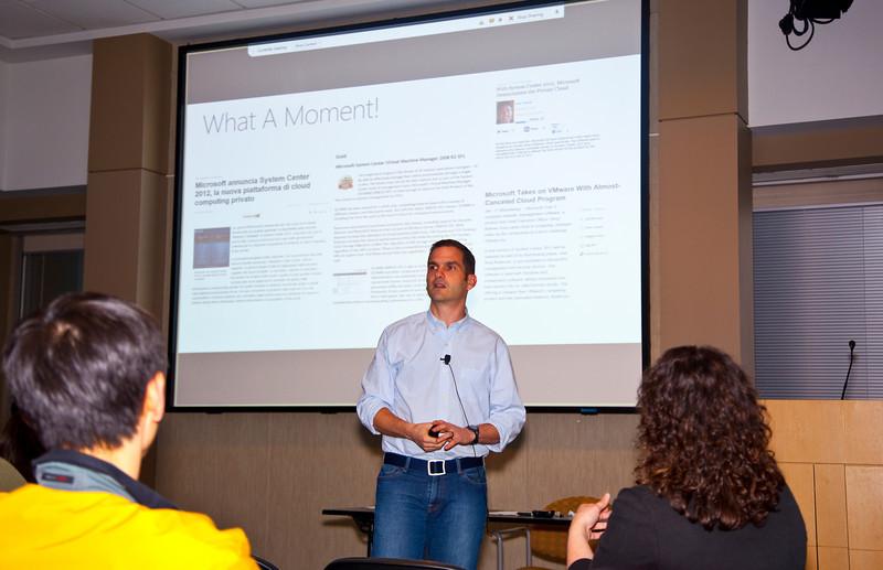 Ryan O'Hara | Guest Speaker