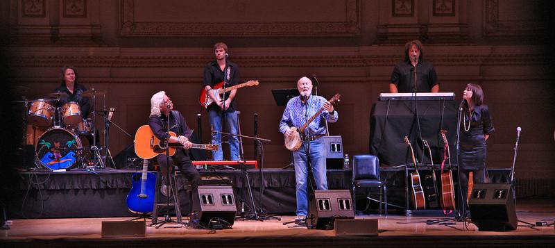 Pete Seeger, Musician