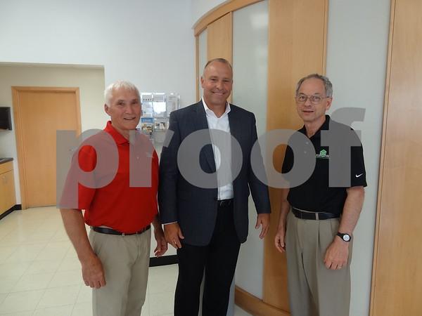 Gary Waechter, State Senator Tim Kraayenbrink, Dean Barnett