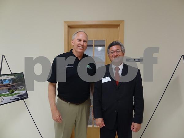 Randy Kuhlman, Michael Scacci