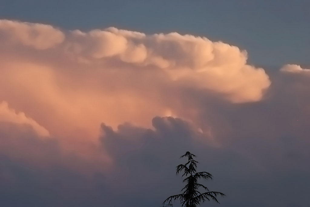 Clouds, Italy