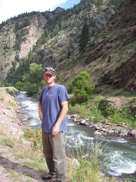 Clear Creek Canyon
