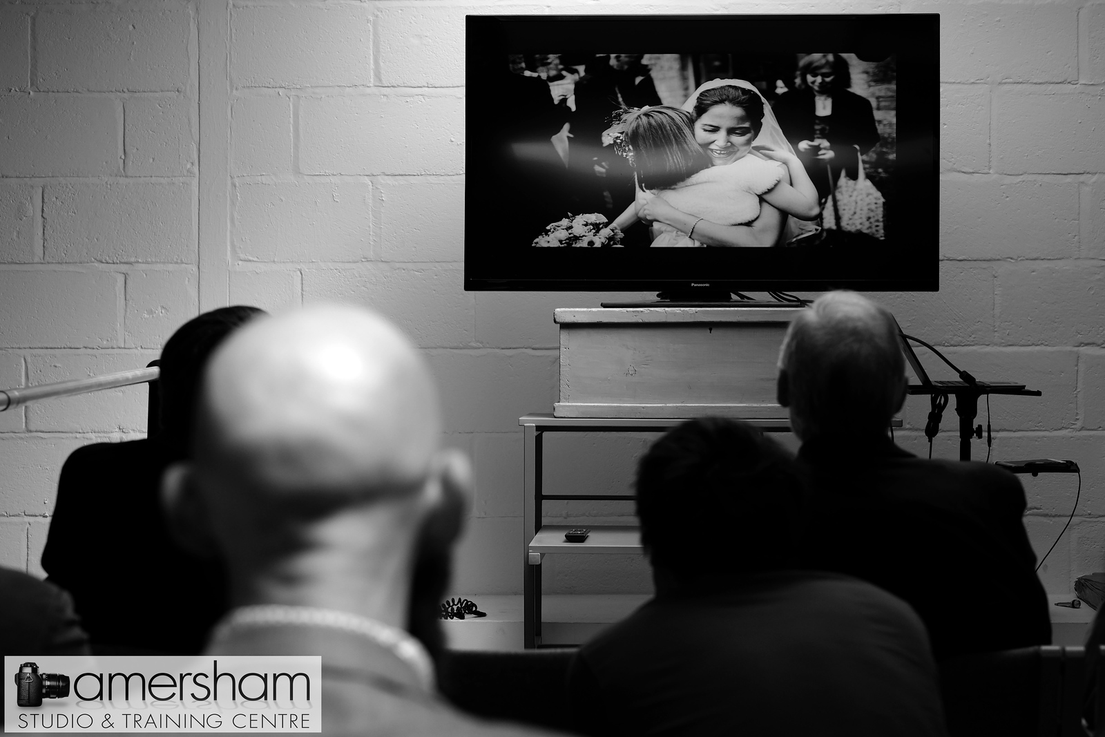 Kevin Mullins Workshops Exclusivly at Amersham Studios