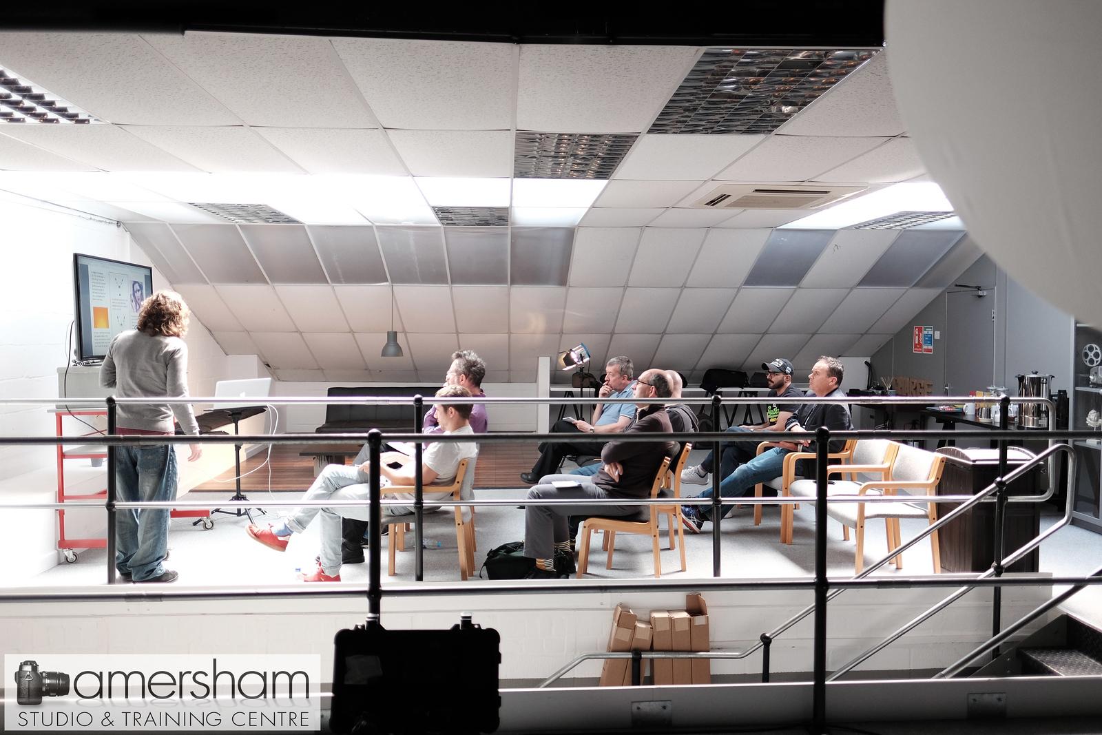 Jake Hicks Workshop exclusivly at Amersham Studios
