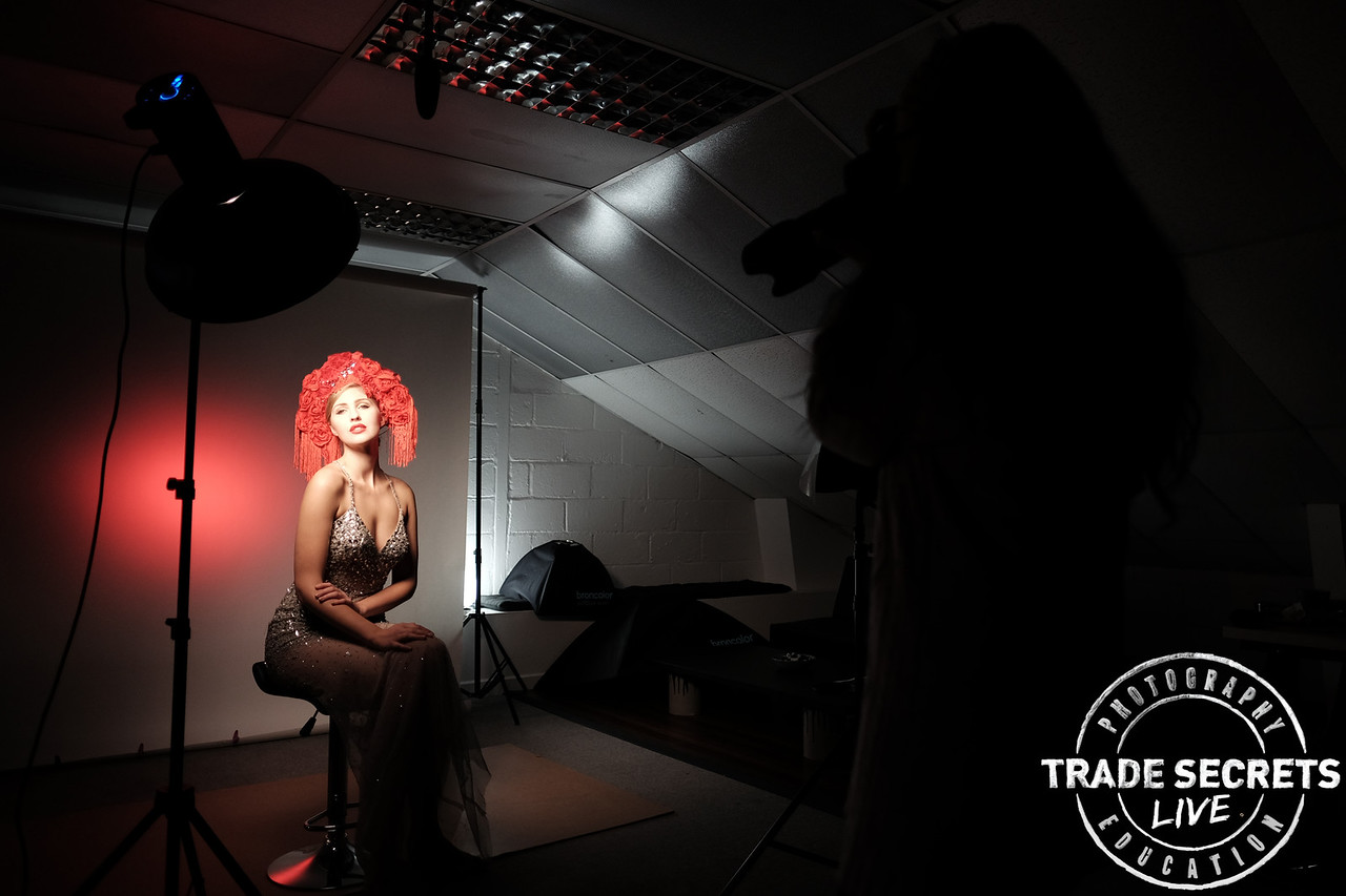 SECRETS OF FASHION & BEAUTY PHOTOGRAPHY with LINDSAY ADLER