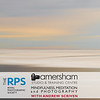 Mindfulness, meditation and how this links to photography with Andrew Scriven at Amersham Studios