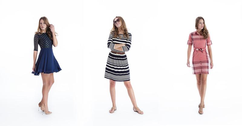 Fashion Shoot for client by Simon Ellingworth at Amersham Studios