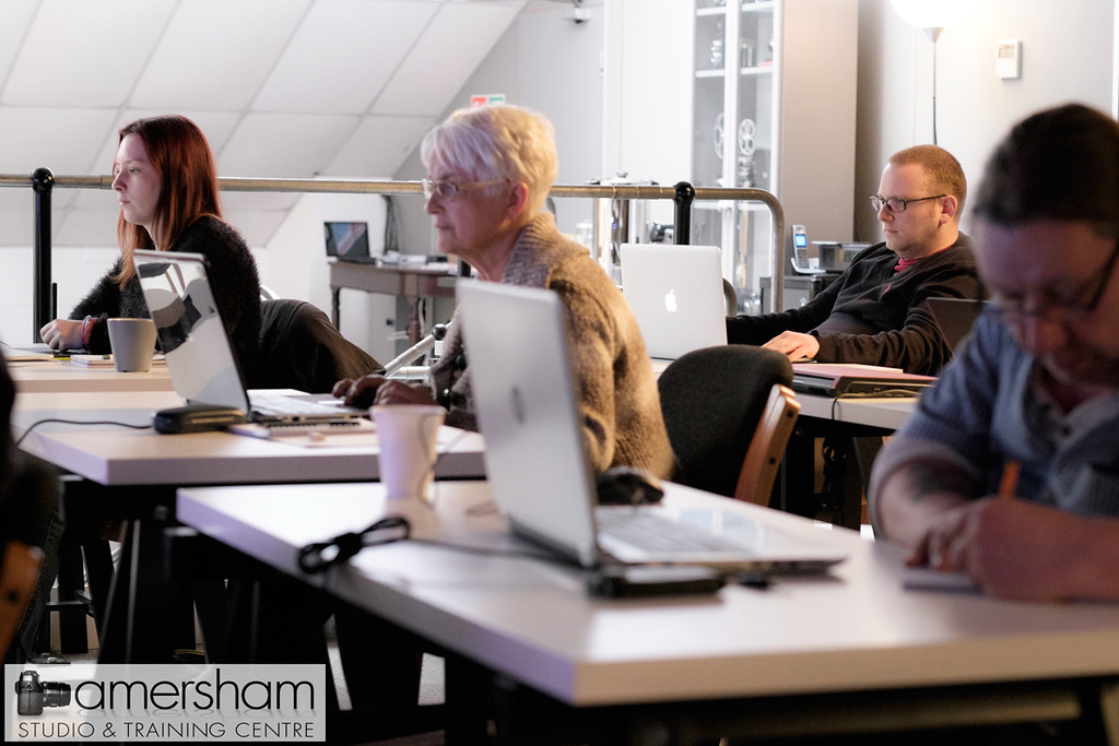 Jake Hicks Post Processing Secrets at Amersham Studios