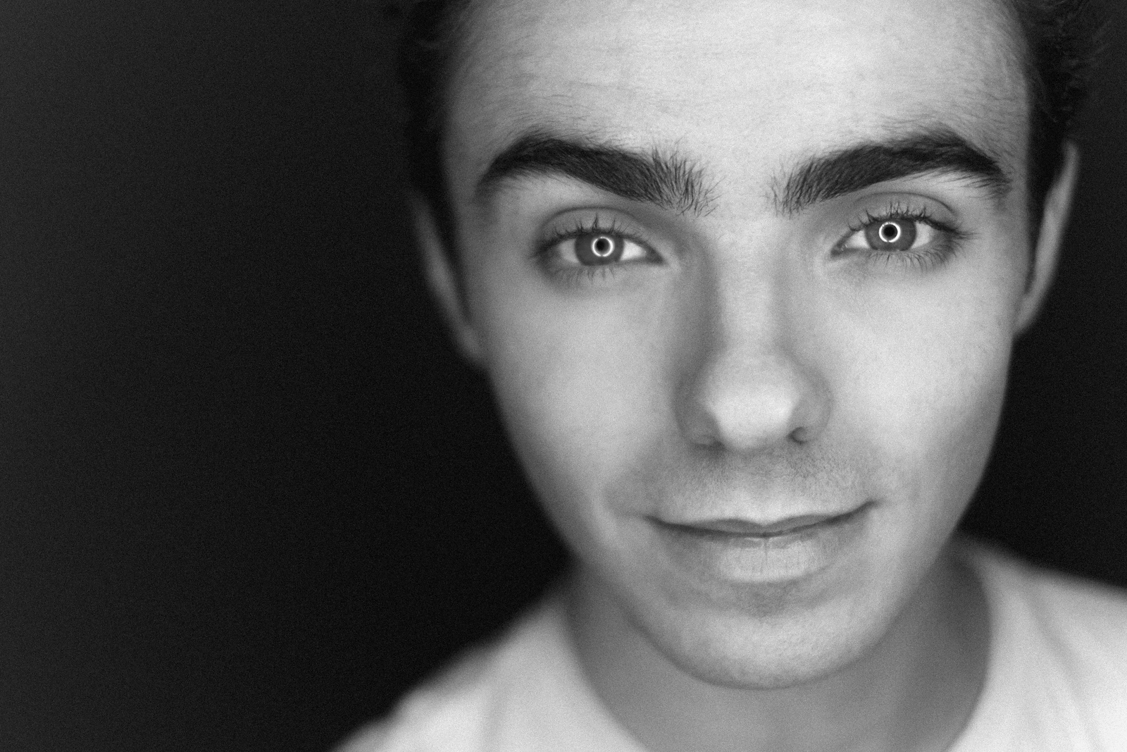 Solo Artist Nathan Sykes (ex The Wanted) at Amersham Studios & Training Center