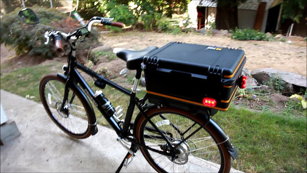 VIDEO REVIEW - PEDEGO CITY COMMUTER (click to play)