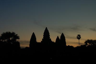 Day 2 - Sunrise at Angkor Wat
