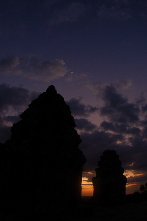 Day 2 - Sunset at Phnom Bakheng