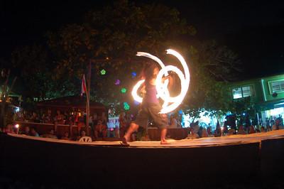 Phi Phi Fire Show