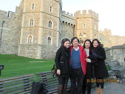 2015 - Family Visit