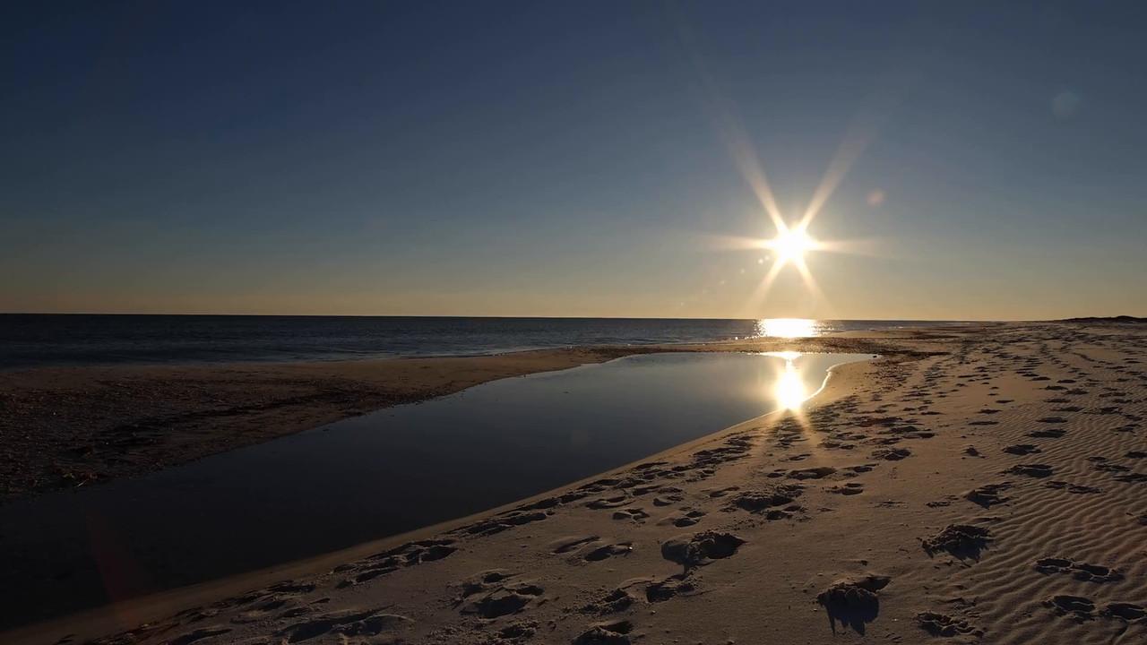 Fort Pickens sunset